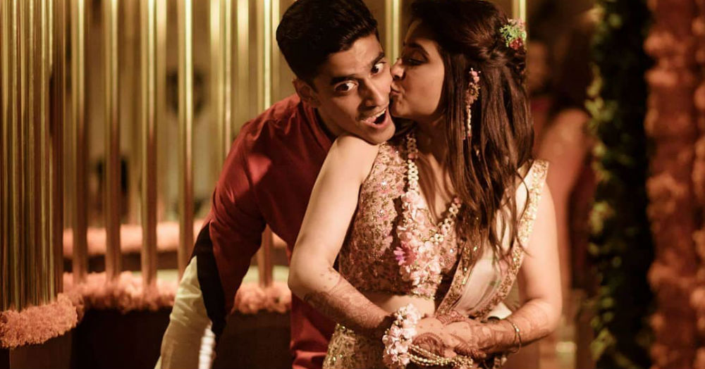 ICYMI: Here Are Some Adorable Pictures From Shweta Tripathi's Engagement Ceremony!