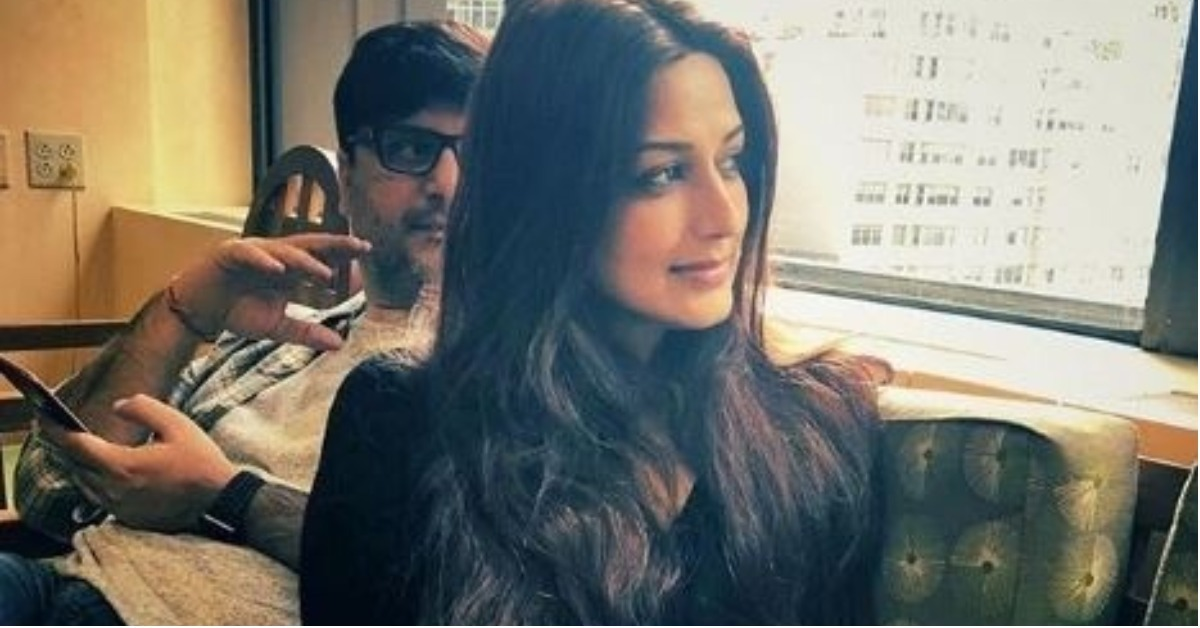Actress Sonali Bendre Diagnosed With Cancer, Shares Heartfelt Post On Instagram