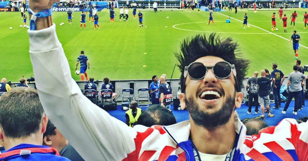 These Bollywood Celebs Kept Us Updated On FIFA Finale All The Way From Russia!