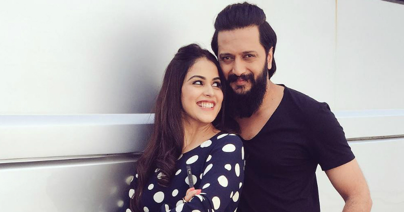 Riteish & Genelia's Love Story Had The Most Unexpected Beginning Ever!