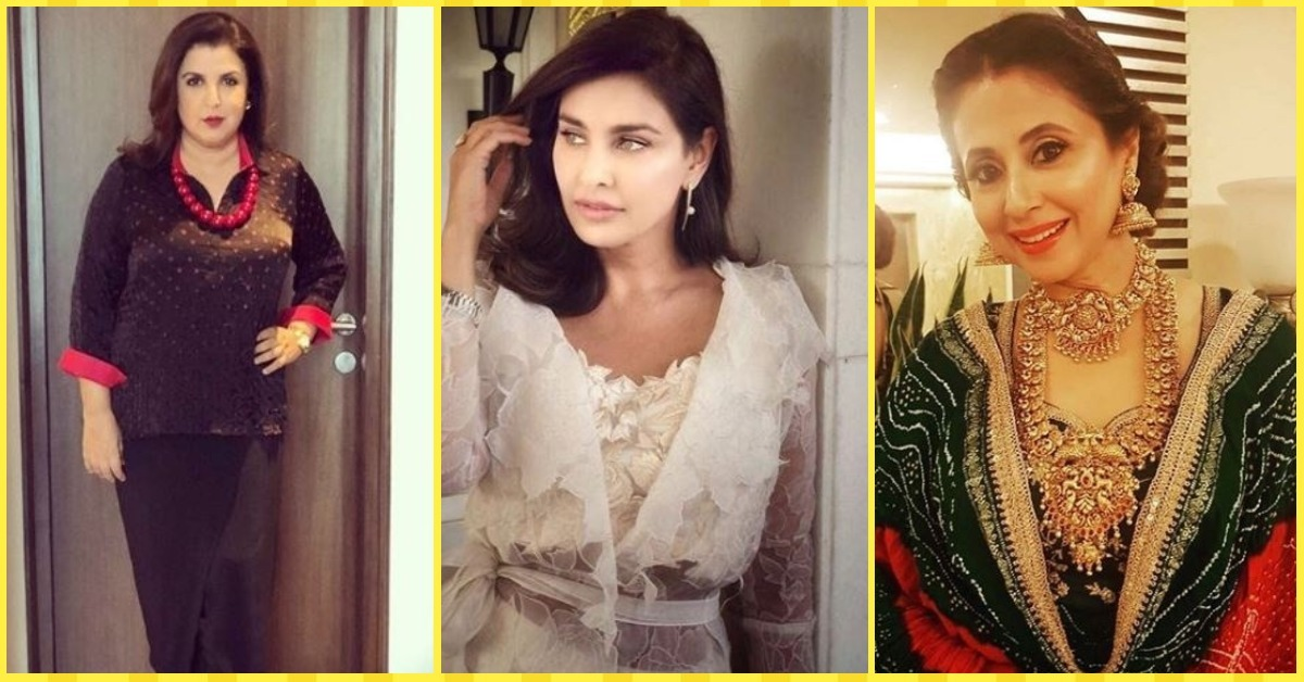 8 Bollywood Ladies Who Smashed Stereotypes & Proved That No One's Too Old To Find Love!