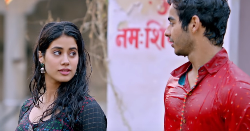 50 Surprising Thoughts I Had While Watching 'Dhadak'