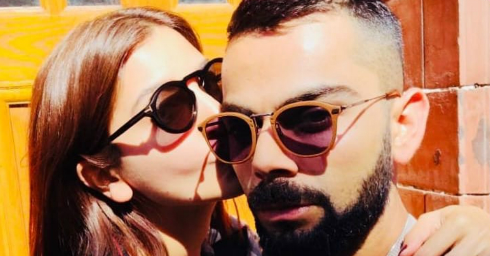 Virat And Anushka Shared A Selfie From The Car & They Need To Stop Being So Adorable!