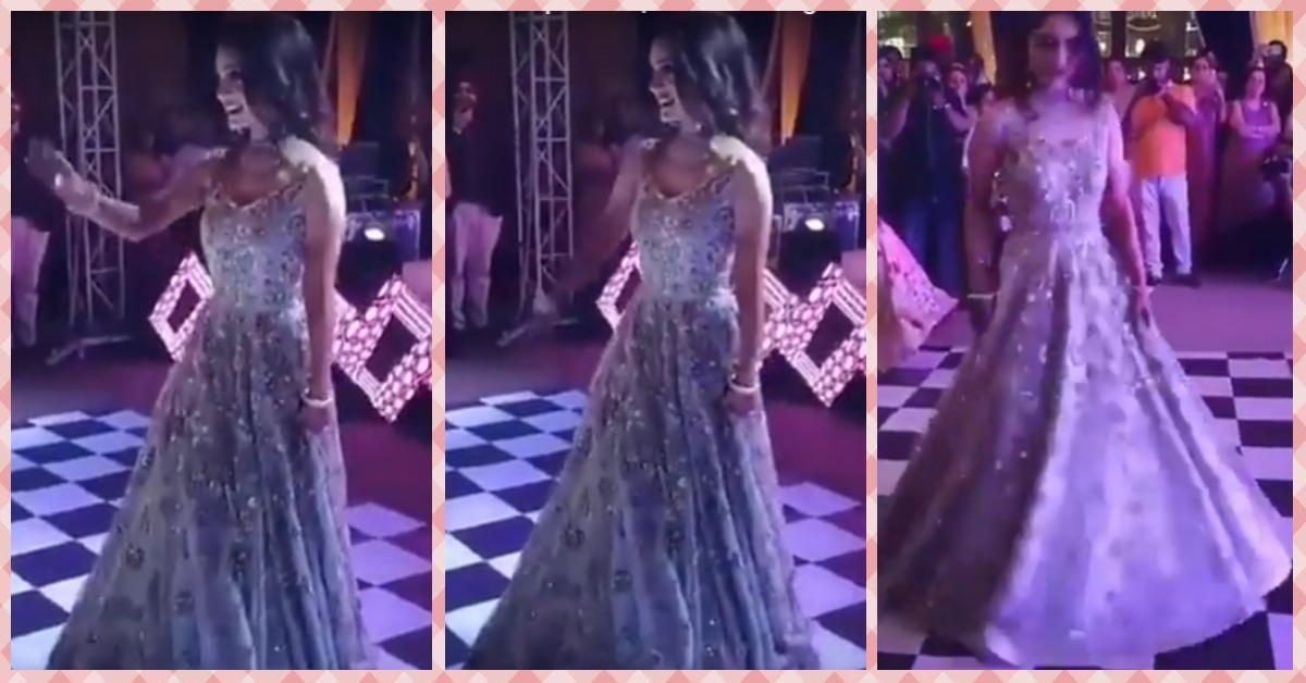 This Bride's Performance On 'Nachdi Phira' Is All Things Romantic And We're Swooning!