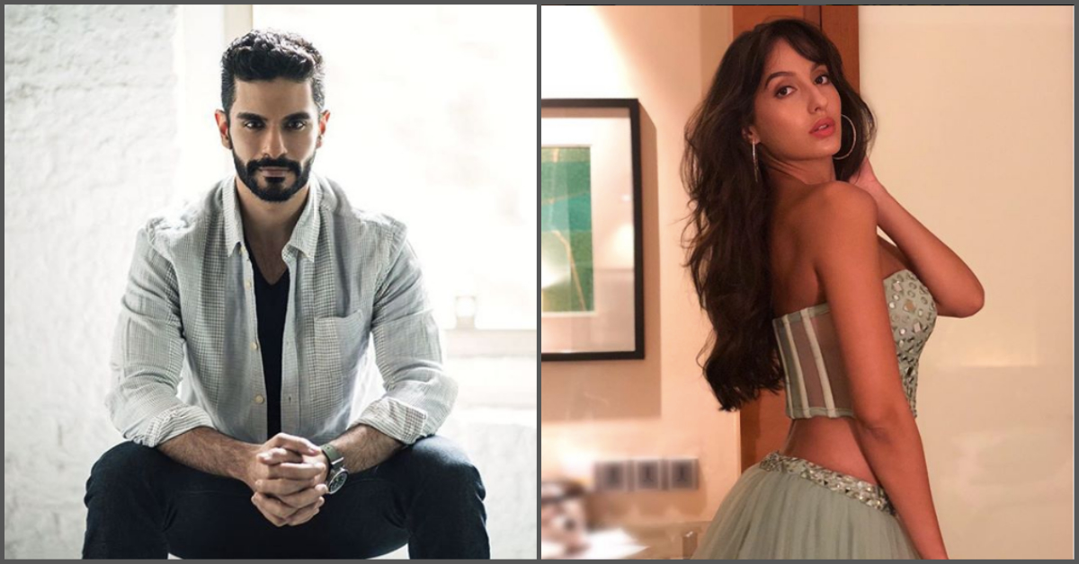 Angad Bedi Responds To Ex Nora Fatehi's Comments On His Wedding With Neha Dhupia