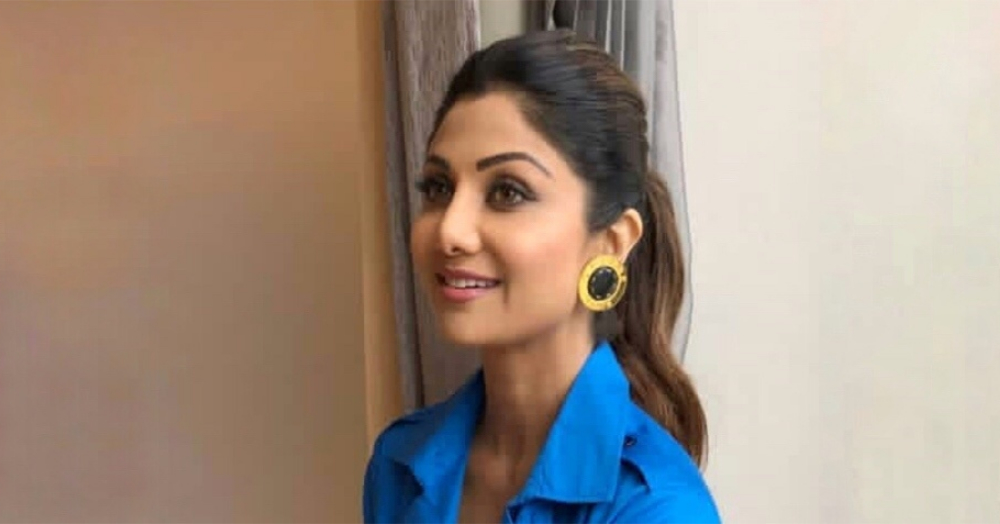 Here's How To Ace The Sleek Ponytail Trend Just Like Shilpa Shetty Kundra!