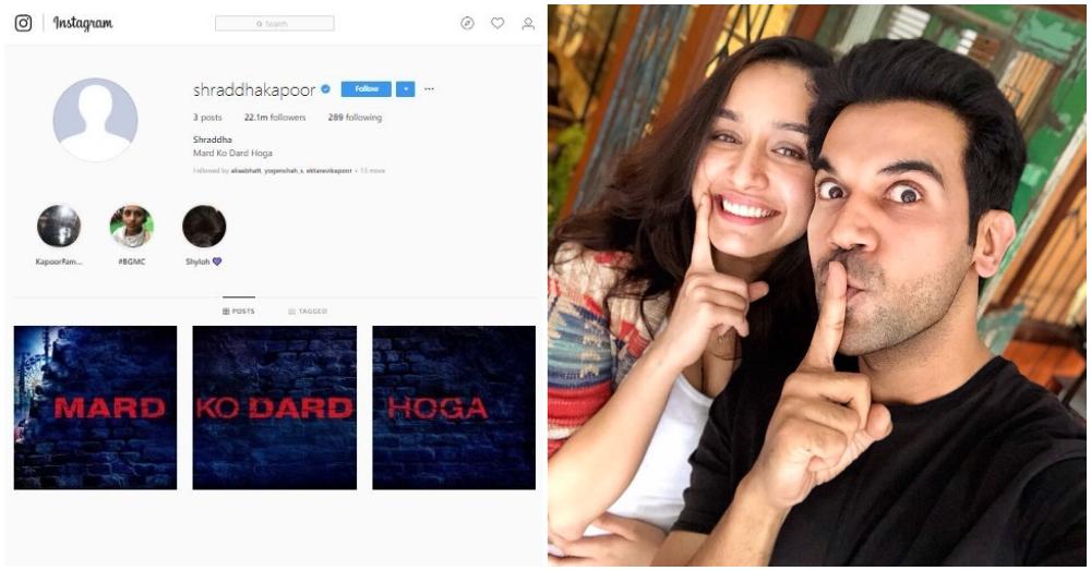 Find Out Why Shraddha Kapoor Has Deleted All Her Posts On Instagram!