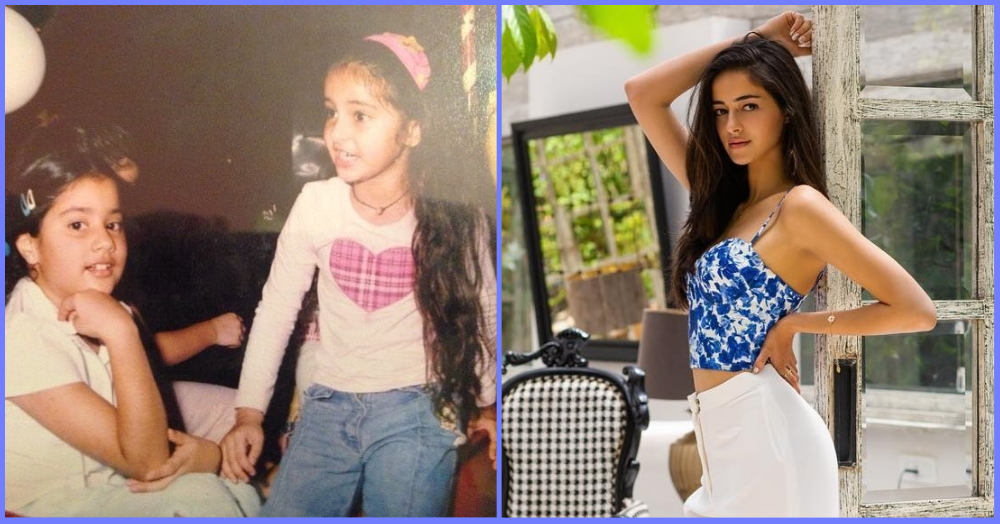 Ananya Panday Just Raised The (Style) Stakes With Her #ThrowbackThursday Pics!