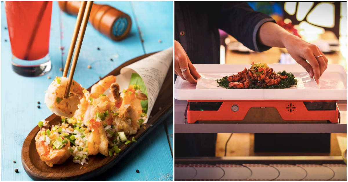 8 Pan-Asian Restaurants In Delhi That Serve More Than Just Sushi!