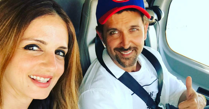 We Just Heard That Hrithik And Sussanne Are Getting Back Together! *Fingers Crossed*