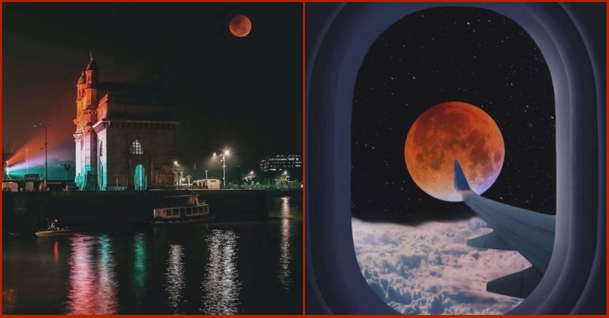 Lunar Eclipse Dazzles Skygazers And Here Are the Most Stunning Pictures!