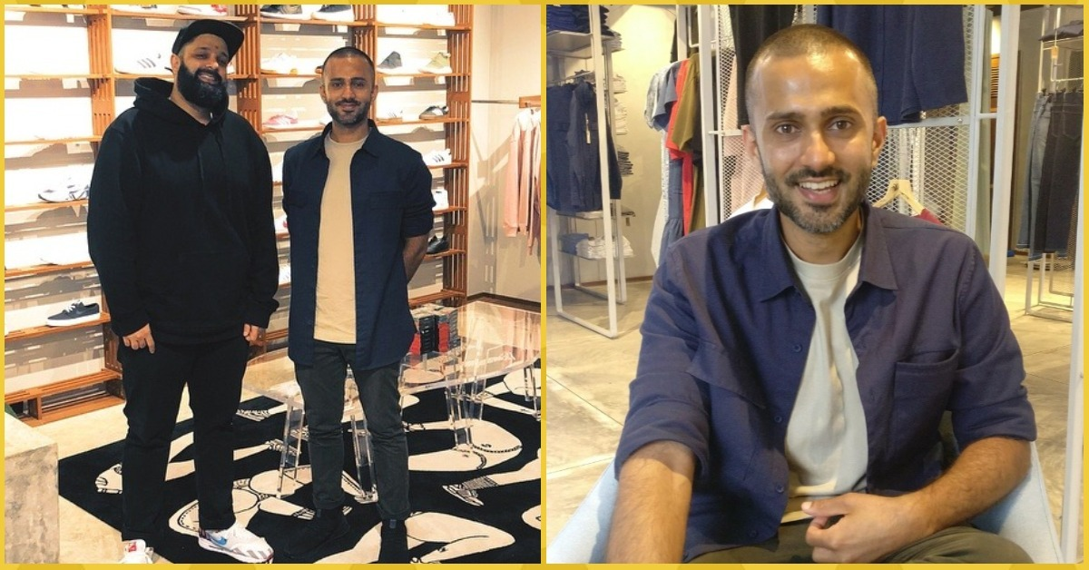 We Got The First Look At Anand S Ahuja's New Mumbai Store & We're So Impressed!
