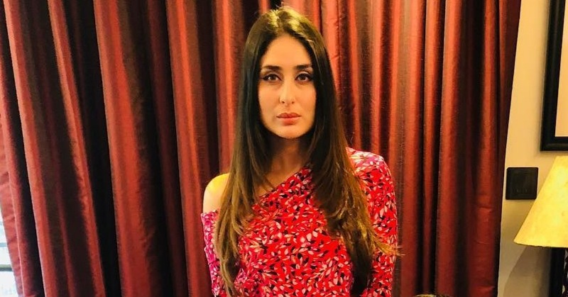 Kareena's Pink Dress Is Giving Us The 'Main Apni Favourite Hoon' Vibe & We Can't Agree More!