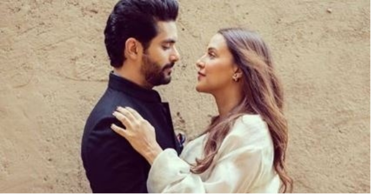 Neha Dhupia & Hubby Angad Never Actually Dated Before The Wedding & You HAVE To Know Why!