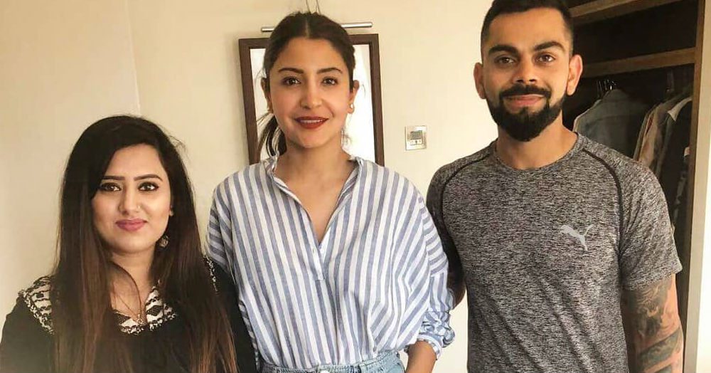 Anushka Sharma's Birmingham #OOTD Can Be In Your Closet Too. And For Much Less!
