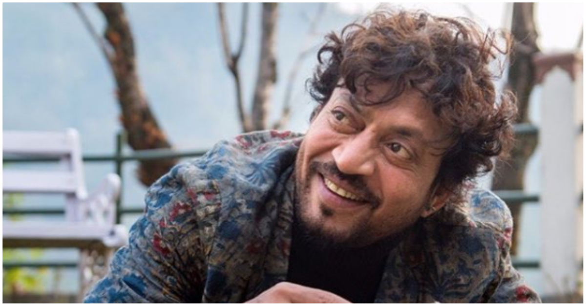 Irrfan Khan On Battle With Cancer: My Days Are Unpredictable & I Don't Make Plans