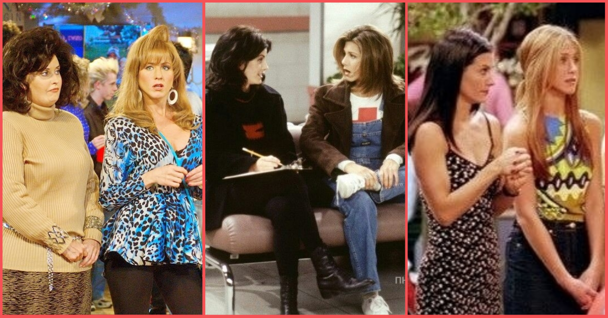 7 Times Rachel And Monica's Style Was As Strong As Their F.R.I.E.N.D.Ship!