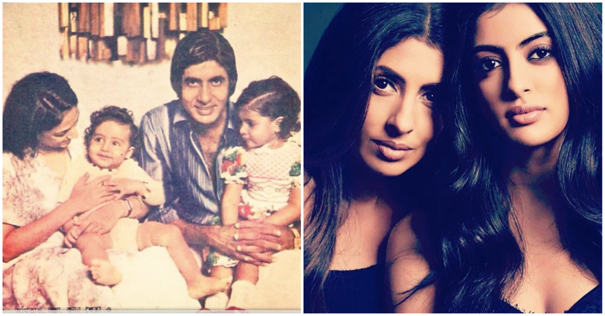 Unseen Pics: Shweta Bachchan Made Her Instagram Public & We Found Her Family Album!