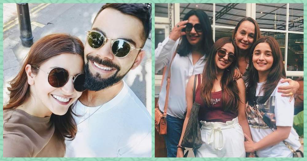 'Dosti Mein No Sorry, No Thank You!' Here Is How Bollywood Celebrated Friendship Day!