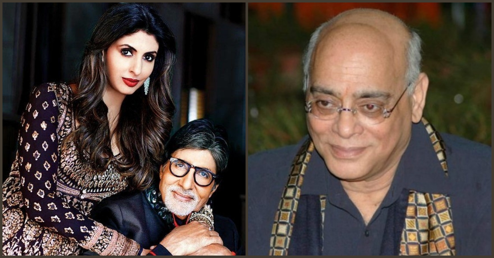 Amitabh Bachchan Rushes To India After Shweta Nanda's Father-In-Law Passes Away