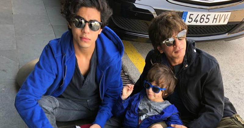 Aryan Khan Pulled A Poo By Wearing Mismatched Shoes 'Coz 'Couture, Darling!'