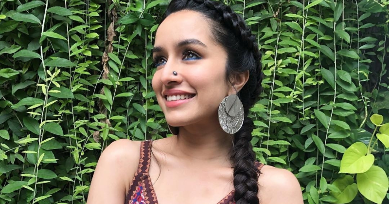 Here's How To Nail Shraddha's Subtle Twist Side Braid Like A Pro!