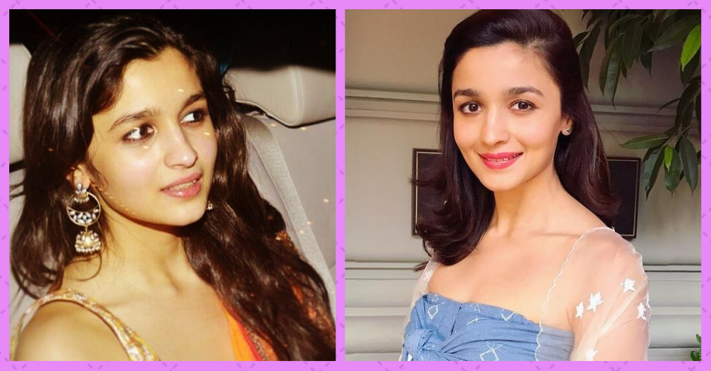 Then & Now : Here Are The Beauty Transformations Of Your Favourite Bollywood Divas!