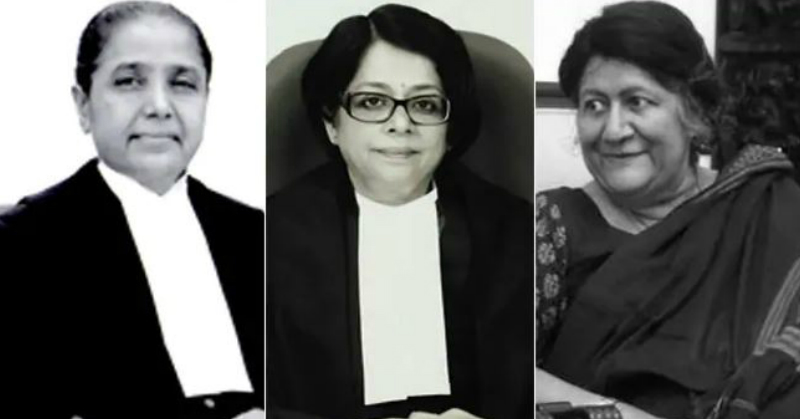 A Historic Move: Supreme Court Of India Gets Three Women Judges For The First Time!