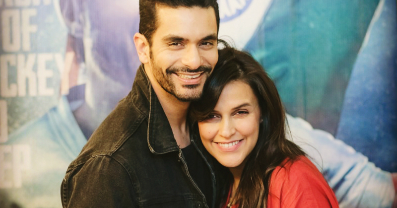 Say What, Baby? Are Angad Bedi & Neha Dhupia Expecting Their First Child?