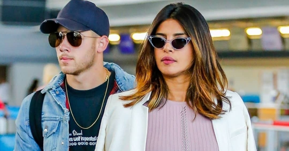 Nick Jonas Launched A New Perfume and PeeCee Congratulated Him In The Sweetest Way