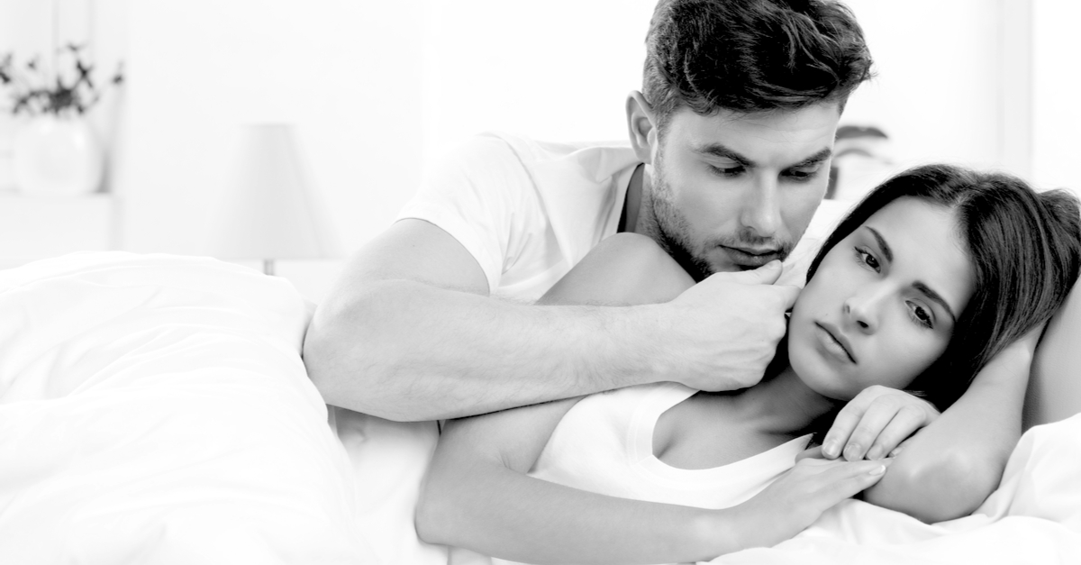 What To Do If Your Man Wants To Have Sex More Often Than You Do?