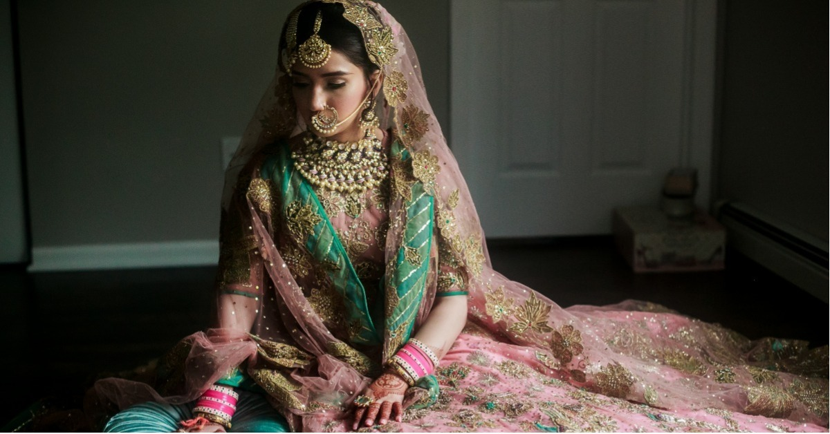 This Bride's Royal Wedding Look Will Remind You Of *Rani Padmaavati*