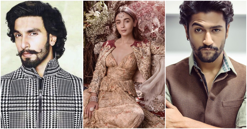 In Karan Johar's Mughal Epic 'Takht', Guess Who Ranveer, Alia And Vicky Are Playing?!