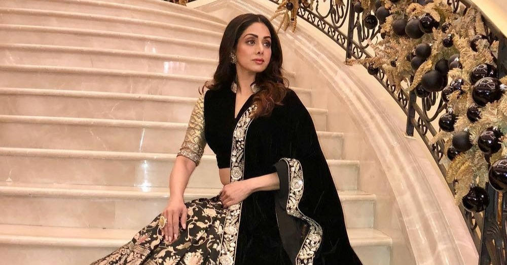 Bijli Girane Woh Thi Aayi... 7 Sridevi Outfits That Are Truly Unforgettable!