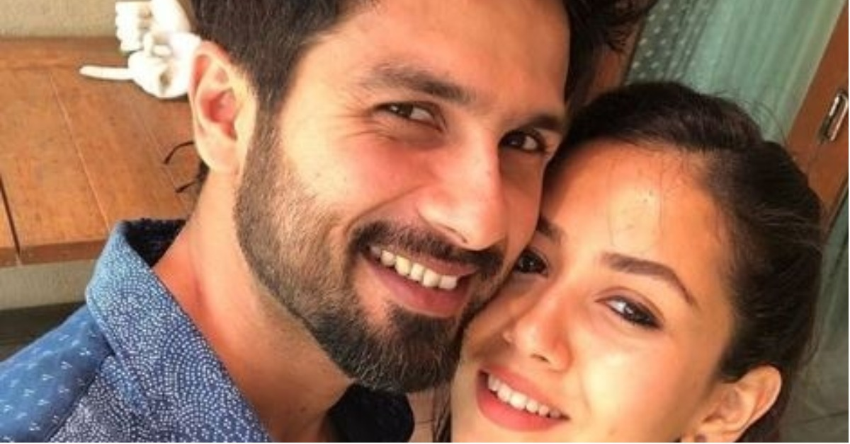 'He Wakes Up At Night To Soothe My Foot Cramps'- Mira Rajput Gets Candid About Shahid!