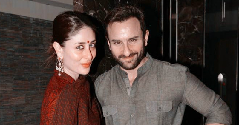Kareena Rejected Saif's Marriage Proposal The First Time Around & Look Where They're Now!