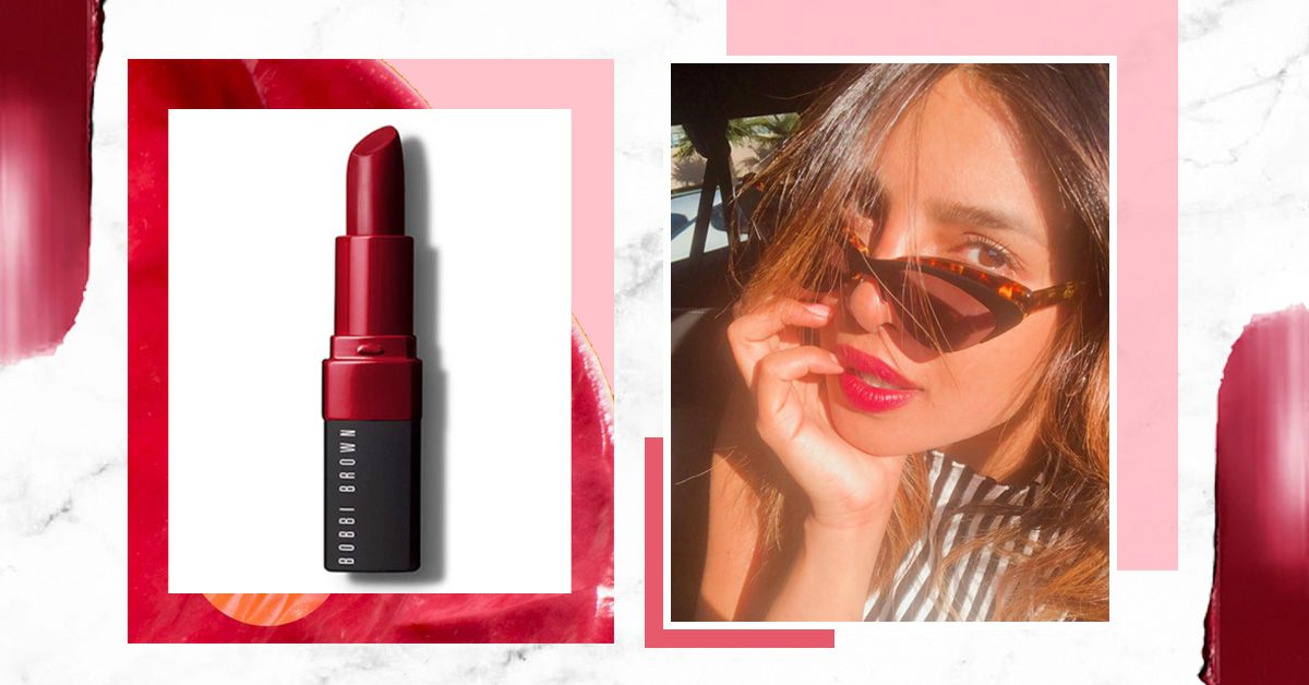 #WhatsThatLipColour: Priyanka Chopra's Juicy Red Lipstick, Decoded!