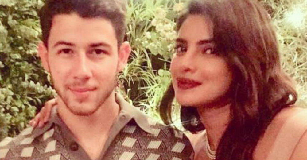 Priyanka's Engagement Look Is The Perfect Inspo For Brides Who Believe Less Is More