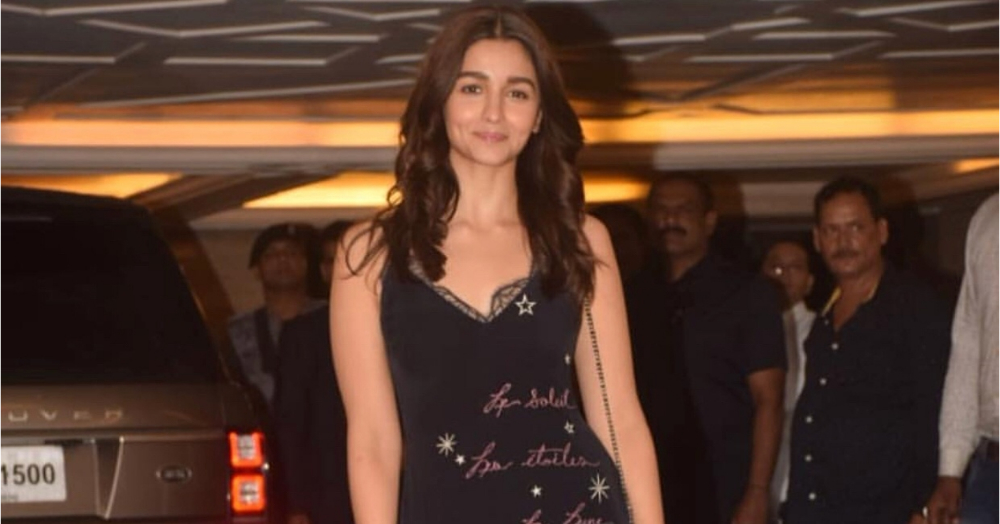 Alia Bhatt's Off-Duty Wavy Hairstyle Is Totally Doable Right At Home!