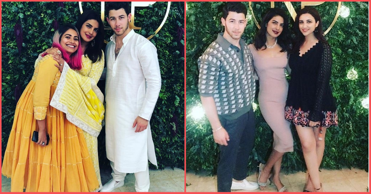 Make (G)room For sNICKers: Nick Jonas Wore The Same Shoes With His Desi & Party Outfit!