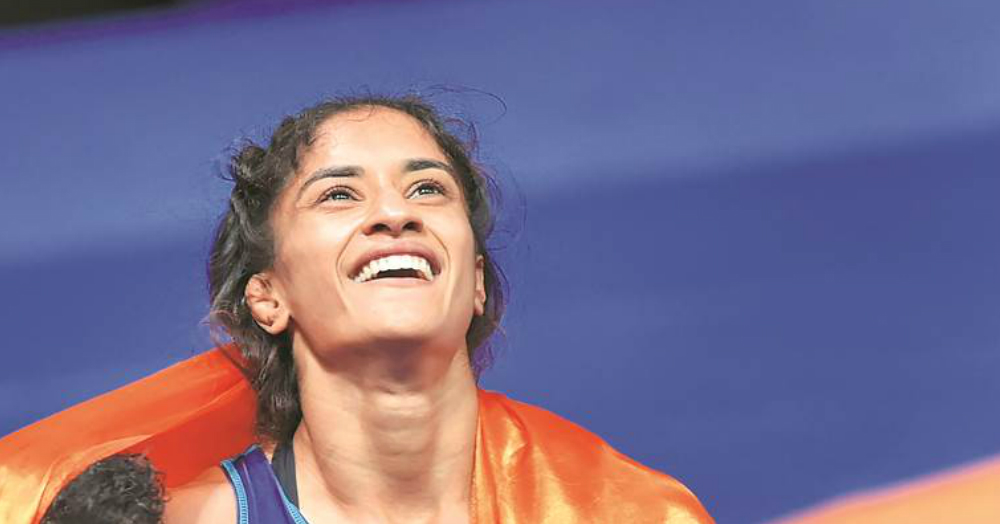 10 Things You Didn't Know About Vinesh Phogat, The Asian Games 2018 Gold Medalist & Wrestler!