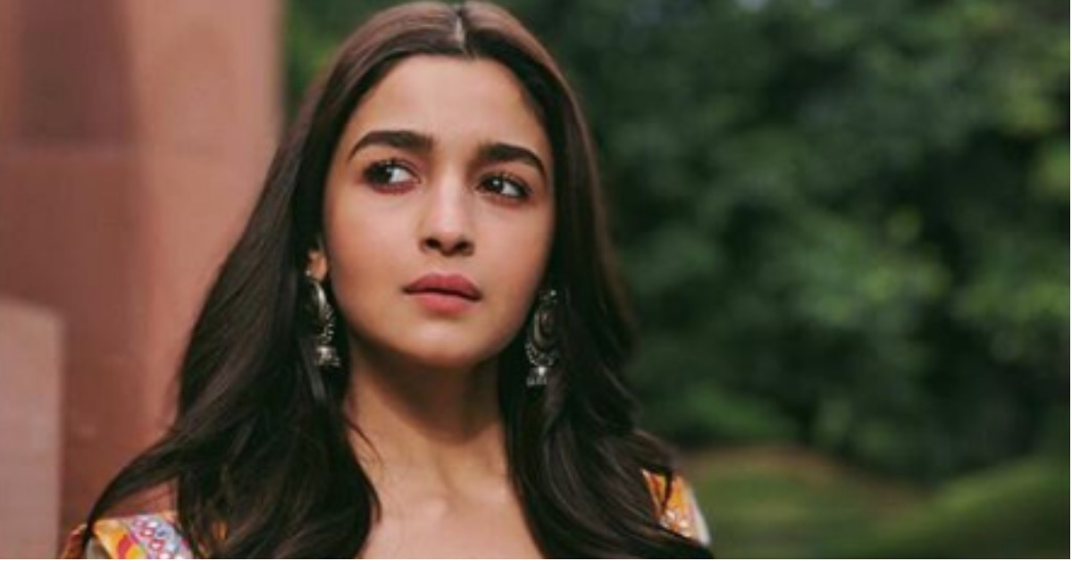 Alia Bhatt Attended Her Domestic Help's Wedding And The Picture Is Heartwarming!
