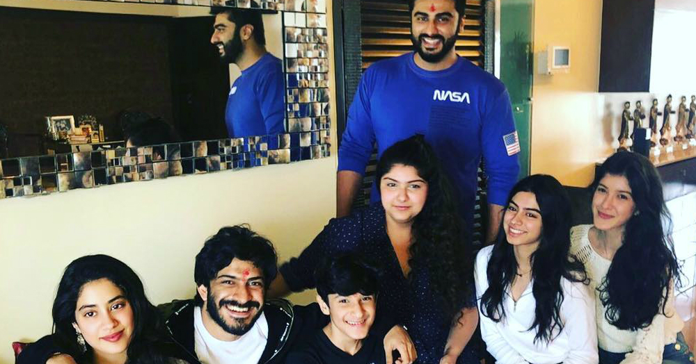 Arjun & Harshvardhan Kapoor Can't Get Enough Of Teasing Their Sisters This Rakhi