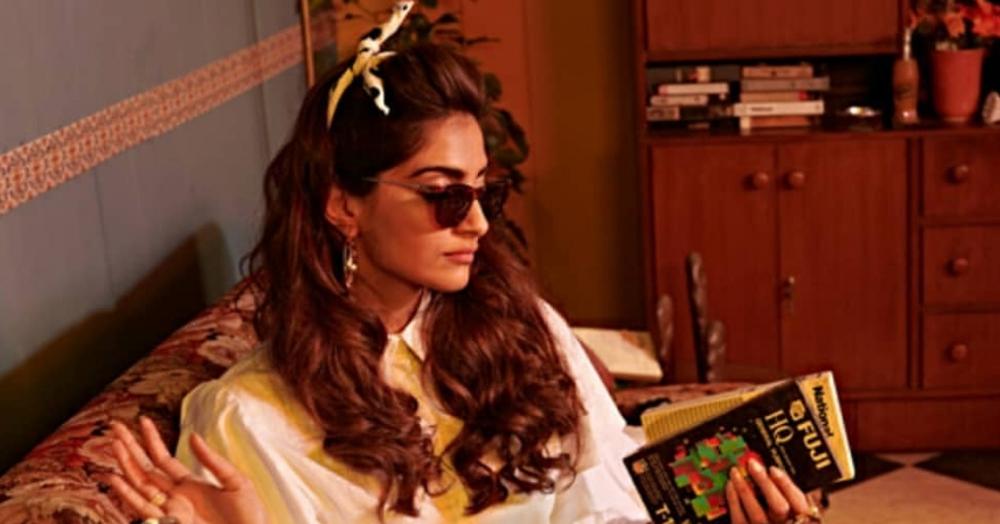 Sonam Kapoor Went Through A Complete Hair Transformation For Her Next Film!