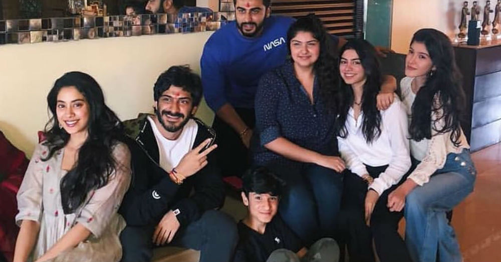 Janhvi Kapoor's Rakhi OOTD Is Proof That She Got It From Her Mama