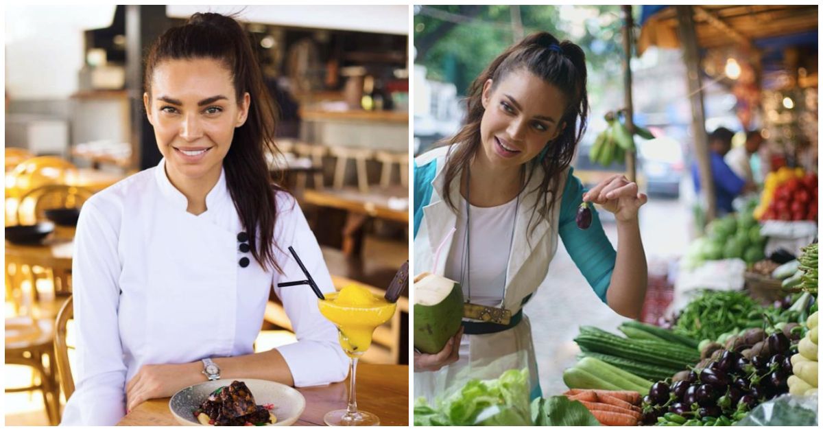 Celebrity Chef Sarah Todd Talks About Her Masterchef Australia Journey & Food In India