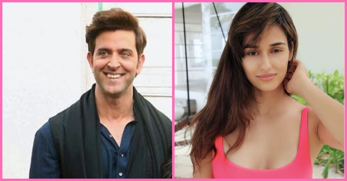 Hrithik Roshan Hits Back At News Reports That Claimed He Flirted With Disha Patani