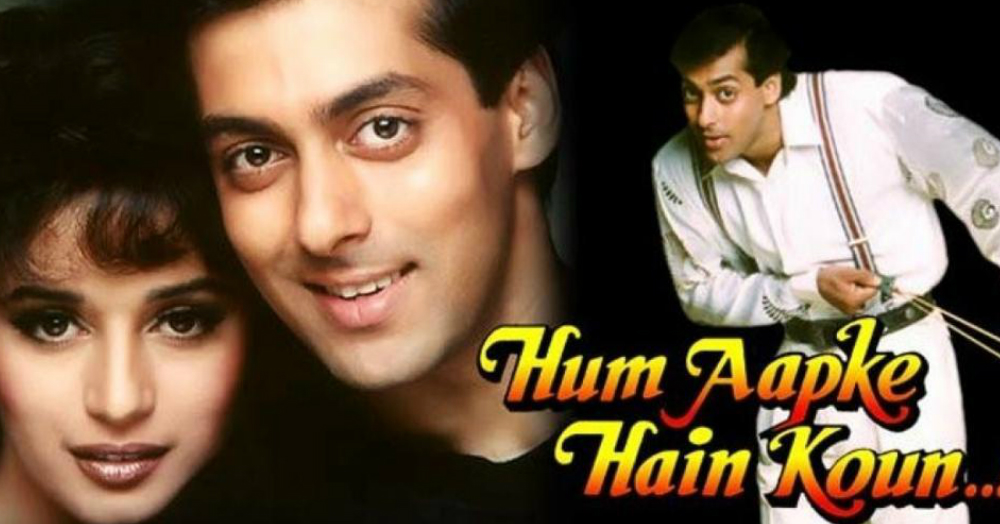 My Childhood Was A Lie: 63 Thoughts I Had While Watching 'Hum Aapke Hain Koun'