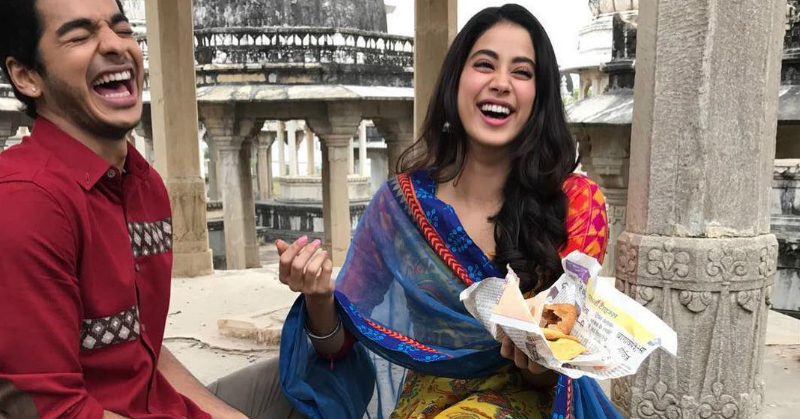 Jahnvi Kapoor's Indian Wardrobe Is So *Zingaat* That We Don't Wanna Wear Anything Else Now!