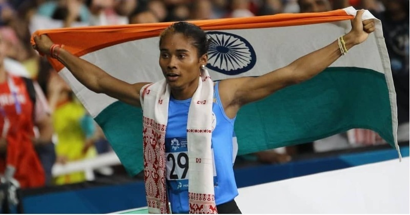 From Assam To The World: The Journey Of Hima Das Who Won A Gold For The Country